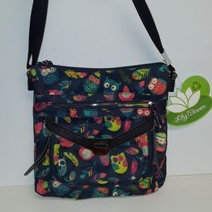 NWT Lily Bloom Flock Together Holly Mid Crossbody